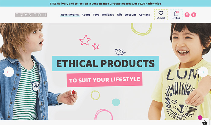 e-commerce wordpress developer london