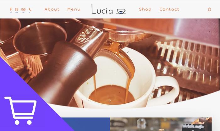 lucia coffee london
