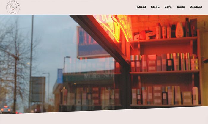 salon website designer